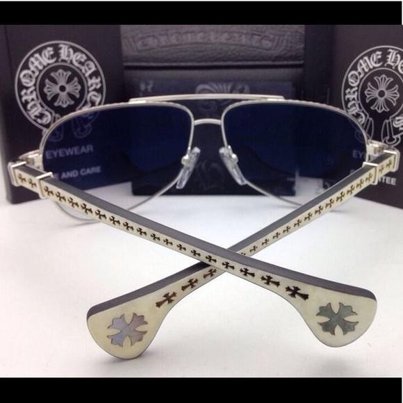 ea9e261309e6b Chrome Hearts Other - Chrome Hearts Sunglasses The Beast II